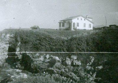 El Pasote, la casa que construyo dedicada a su mujer en su amada Asturias. Actualmente aún la conservan sus herederos.