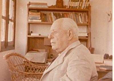 Asturias. Julio Casares