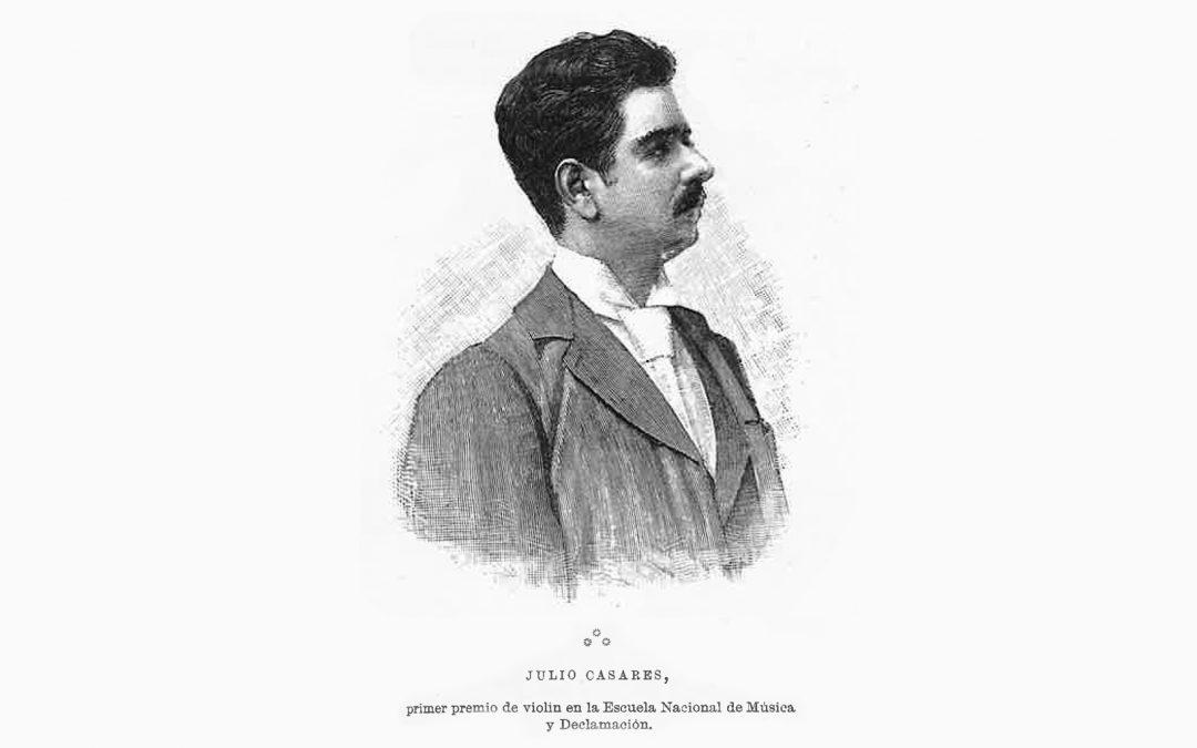Nuevos hallazgos en la faceta musical de Julio Casares