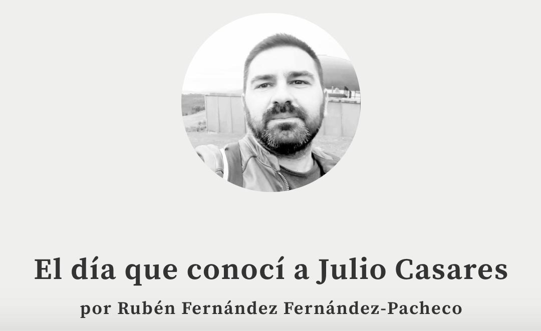El día que conocí a Julio Casares